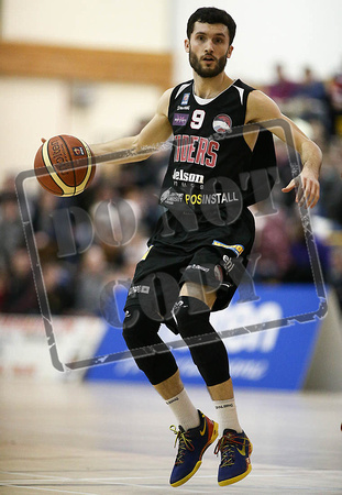 Canon 200mm f1.8 - Jorge Calvo/Leicester Riders